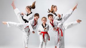 Curso de Verano de Karate para niños